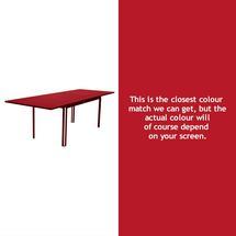 Costa Extending Table - Poppy