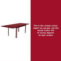 Costa Extending Table - Chilli