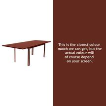 Costa Extending Table - Red Ochre