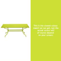 Romane Rectangular 180cm Table - Verbena Green