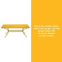 Romane Rectangular 180cm Table - Honey