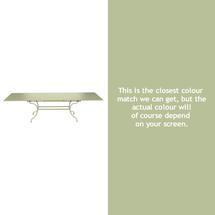 Romane Extending Table - Willow Green