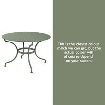 Romane Round 117cm Table - Cactus