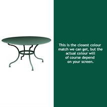 Romane Round 137cm Table - Cedar Green
