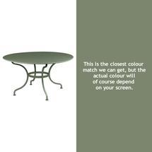 Romane Round 137cm Table - Cactus