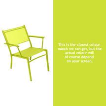 Costa Relaxing Low Chair - Verbena