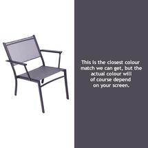Costa Relaxing Low Chair - Plum