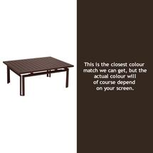 Costa Low Table - Russet