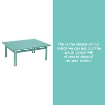 Costa Low Table - Lagoon Blue