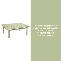 Costa Low Table - Willow Green