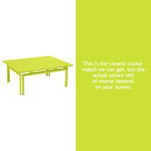 Costa Low Table - Verbena Green