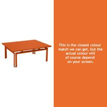 Costa Low Table - Carrot