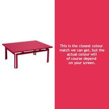 Costa Low Table - Pink Praline