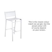 Costa High Chair - Cotton White