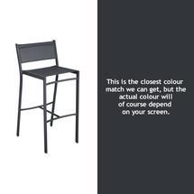 Costa High Chair - Anthacite