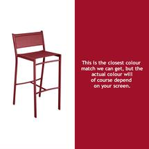 Costa High Chair - Chilli