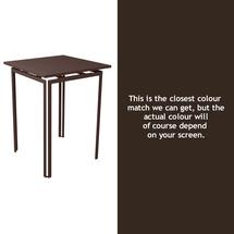 Costa High Table - Russet