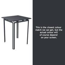 Costa High Table - Anthracite