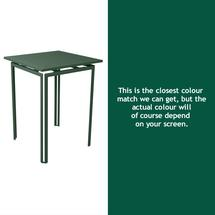 Costa High Table - Cedar Green
