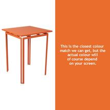 Costa High Table - Carrot