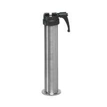 Support Tube Z Ø 3.5/3.8 cm high grade steel