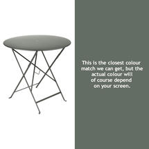 Bistro 77cm Round Table - Rosemary