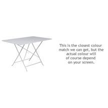Bistro 117x77 Table - Cotton White