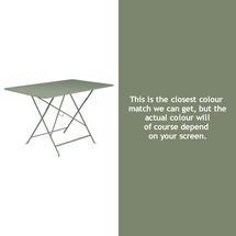 Bistro 117x77 Table - Cactus