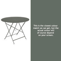 Bistro 96cm Round Table - Rosemary