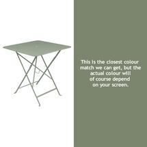 Bistro 71cm Square Table - Cactus