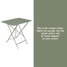 Bistro 77x57 Table - Cactus