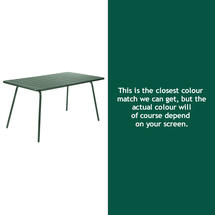Luxembourg 143 x 80 Table - Cedar Green