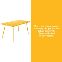 Luxembourg 143 x 80 Table - Honey