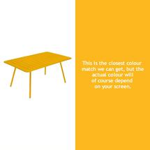 Luxembourg 165 x 100 Table - Honey