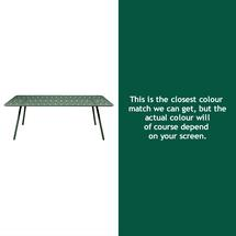 Luxembourg 207 x 100 Table - Cedar Green