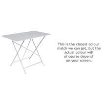 Bistro 97x57 Table - Cotton White