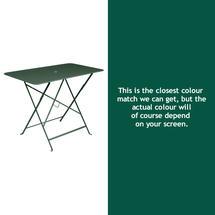 Bistro 97x57 Table - Cedar Green