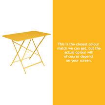 Bistro 97x57 Table - Honey