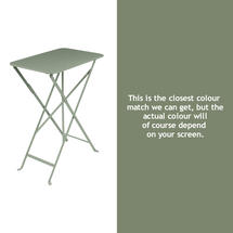 Bistro 37x57 Table - Cactus