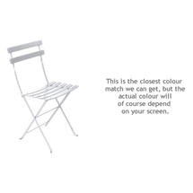 Bistro Classique Chair - Cotton White