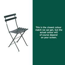 Bistro Classique Chair - Cedar Green
