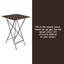 Bistro Tall Table - Russet