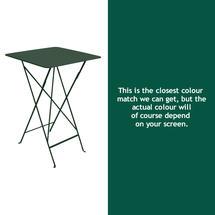 Bistro Tall Table - Cedar Green