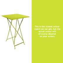 Bistro Tall Table - Verbena Green