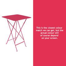 Bistro Tall Table - Pink Praline