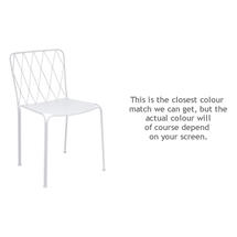 Kintbury Dining Chair - Cotton White