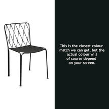 Kintbury Dining Chair - Liquorice