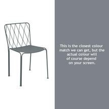 Kintbury Dining Chair - Storm Grey