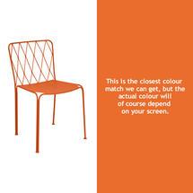 Kintbury Dining Chair - Carrot