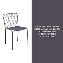 Kintbury Dining Chair - Plum